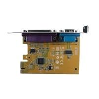 Dell Parallel/Serial portas PCIe cartão (altura integral) para MT