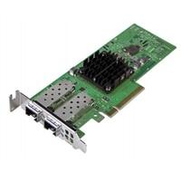 Broadcom 57414 Dual portas 25GbE SFP28 LOM Mezzanine cartão, C6420 only