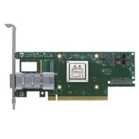 Dell placa de interface de rede Ethernet PCIe de 1 portas Gigabit para placa de rede de servidor , altura integral