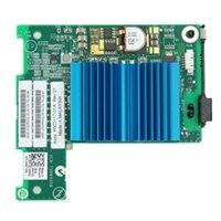 Placa Mezz E/S de canal de fibra de Dual portas Emulex LPE1205-M de 8 Gbps para lâminas da série M, instalação do cliente