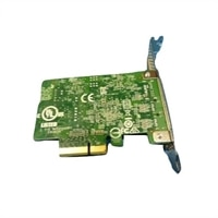 Thunderbolt 3 PCIe Placa de 2 Type C portas 1 DP in