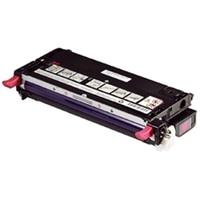 Dell 3130cn & 3130cdn Magenta Cartucho de toner de capacidade standard - 3000 páginas