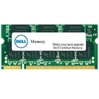 Dell actualização de memória - 2GB - 1RX16 DDR3L SODIMM 1600MHz