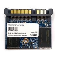 Apacer SATA-Disco Módulo - Unidade de estado sólido - 32 GB - Interno - SATA