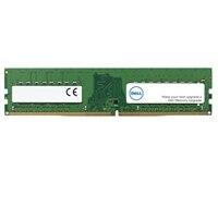 Dell actualização de memória - 4GB - 1RX16 DDR4 UDIMM 2666MHz