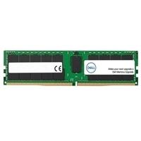 Dell actualização de memória - 64GB - 2RX4 DDR4 RDIMM 3200MHz (Cascade Lake & AMD CPU apenas)