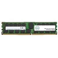 Dell actualização de memória - 16GB - 2RX8 DDR4 RDIMM 2666MHz