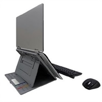 Kensington Easy Riser Go Laptop Cooling Stand - Suporte para Laptop - 17-polegada