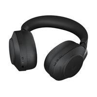 Jabra Evolve2 85 MS Stereo - Auscultadores - tamanho completo - bluetooth - sem fios, com cabo - cancelamento de ruído activo - macaco de 3,5 mm - isolamento de ruído - preto