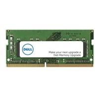 Dell actualização de memória - 8GB - 1RX8 DDR4 SODIMM 3200MHz ECC