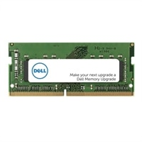 Dell actualização de memória - 16GB - 2RX8 DDR4 SODIMM 3200MHz ECC
