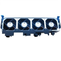 Dell redundantné ventilátorů, PowerEdge T630,CusKit
