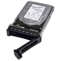 Dell 1.2 TB 10,000 ot./min. Samošifrovací Sériově SCSI (SAS) 2.5 palcový Jednotka Připojitelná Za Provozu, FIPS140-2