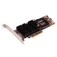 Radič Integrated RAID PERC H710P, vyrovnávacia pamäť 1GB