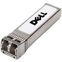 Dell Networking, vysílac s prijímacem, SFP+, 10GbE, ZR, 1550nm, Jednoduchý režim vlákna, LC