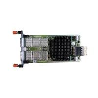 Dell QSFP+ 40GbE Modul 2-Port Připojitelná Za Provozu, used pro 40GbE Uplink Stacking nebo 8x 10GbE Breakout, zákaznická sada (Cables not included)