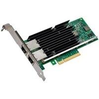 Dell Intel X540-T2 10GbE NIC, Duálny port, Copper