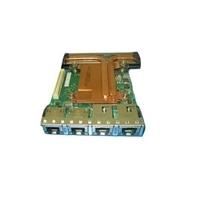 Dell Intel X540 Ctyrportový (2x10GbE, 2x1Gbit) síte Ethernet, karta sítového rozhraní PCIe