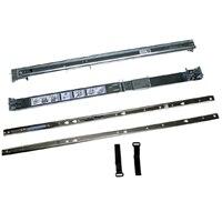 2/4 - stĺpové statické stojanové koľajnice 1U (súprava)