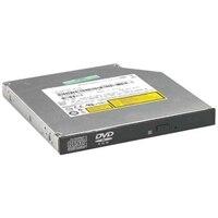 Optisk enhet : 8X DVD-ROM-enhet - SFF bara