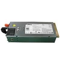 Dell 1100 W nätaggregat, Kan Bytas Under drift, adds redundancy till N3048P eller uppgradering N3024P för 600+ W POE+