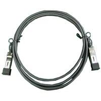 Dell 1M SFP+ direktansluten dubbelaxlig kabel