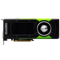 NVIDIA Quadro P6000 24GB (4 DP, DL-DVI-D), Kit