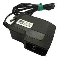 Dell nätadapter på 15 W med System Plug (Europe), kundpaket för Wyse 3040 tunn klient