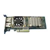 Qlogic 57810 med Dubbel portar 10Gb Base-T låg profil nätverk adaptern