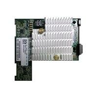 Qlogic QME2662 16 Gbit/s Fibre Channel I/O-mezzaninekort, installeras av kunden