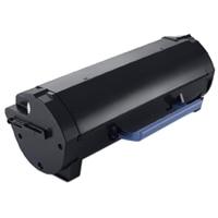 Dell B5460dn - Svart tonerkassett med extra hög kapacitet - regelbundna