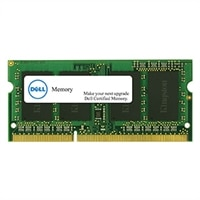 Dell minnesuppgradering - 8GB - 2Rx8 DDR3L SODIMM 1600MHz