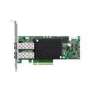 Emulex LPe16002-M6-D 控制器,含 卡片 16 GB 快取記憶體