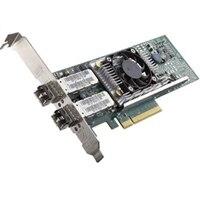 Dell QLogic 57810 雙端口 10Gb 直接附加/SFP+ 低矮型 網路 配接卡