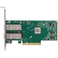 Dell 雙端口 Mellanox ConnectX-4, EDR, VPI QSFP28 網路 配接卡 - 全高