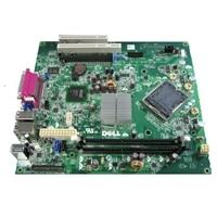 Dell 整新品:主機板內建平面單晶卡 (Planer Card)