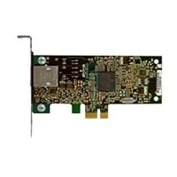 Broadcom NetXtreme 1 Gigabit 伺服器配接卡乙太網路 PCIe 網路介面卡, 低矮高 - Kit