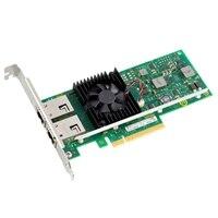 Dell Intel Ethernet X540 雙端口 10GBase-T 伺服器配接卡 - 全高式