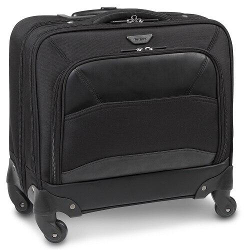 Targus Mobile VIP Roller Bag - Ryggsäck hjulförsedd väska för bärbar dator  - 15.6