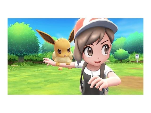 Pokémon Let's Go, Eevee! - Nintendo Switch
