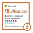 Office 365 Business Premium from Dell - Annual Subscription