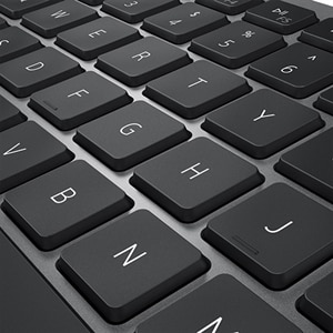 Dell Multi-Device Wireless Keyboard and Mouse - KM7120W