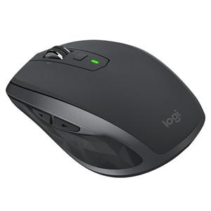 Mouse sem fio Logitech Anywhere Mouse MX 2S Preto