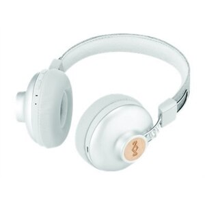 46fdb439c0e House of Marley Positive Vibration 2 Wireless Headphones with mic Bluetooth  - silver | Dell Canada