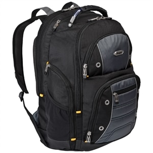 Targus Drifter II Backpack - Fits Laptops with Screen Sizes Up to 16-inch - Grey, Black
