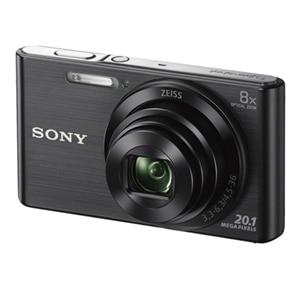 Sony Cyber-shot DSC-W830 Point & Shoot Camera 8x Optical Zoom 20.1 Megapixel | Dell Canada
