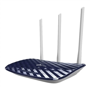 TP-Link Archer C20 AC750 - Wireless router - 4-port switch - 802.11a/b/g/n/ac - Dual Band