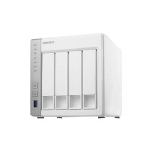 QNAP TS-431P2 - NAS server - 4 bays - SATA 6Gb/s - RAID 0, 1