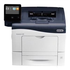 Xerox VersaLink C400DN - Printer - color - Duplex - laser - A4/Legal - 600 x 600 dpi - up to 36 ppm (mono) / up to 36 ppm (color) - capacity: 700 sheets - Gigabit LAN, NFC, USB 3.0