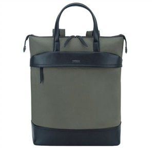 "Targus Newport Convertible - Notebook carrying backpack/tote - 15"" - Olive"